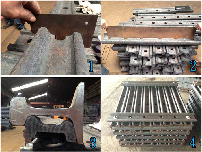 AREMA Standard Railway Joints Are Hot Sale