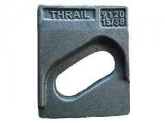 Crane Rail Clamp Types And Crane Rail Clamp Materials