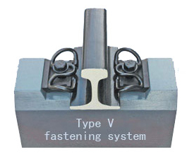 high speed type v fastening