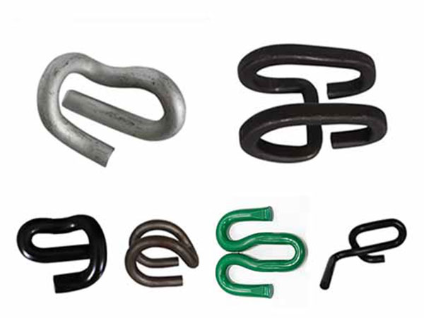 different types of elastic rail clips