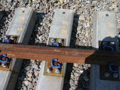 Railway Track Installation And Application Standard