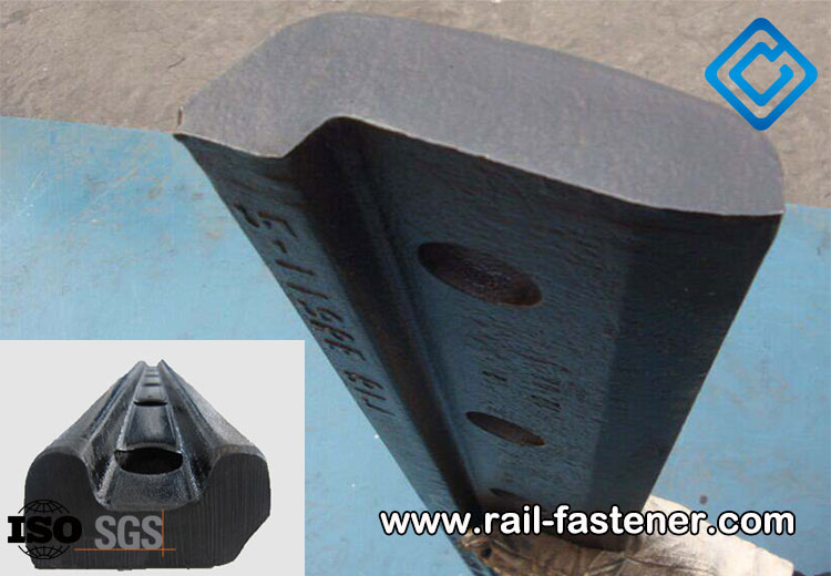 Glued Insulated Rail Joint