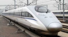High Speed Railway Lines in China