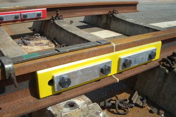 insulated railway fish plates