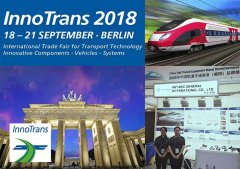Invitation To The Twelfth InnoTrans (InnoTrans 2018)