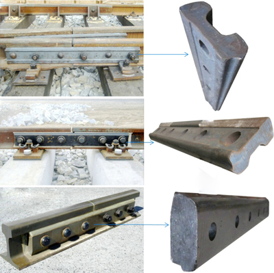 kinds of rail joints