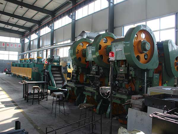 processing machines for casting rail fasteners