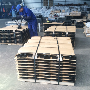 produced tie plate