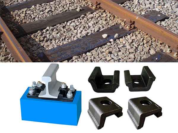Where to Buy High Quality Elastic Railway Clips And Railway Clamps