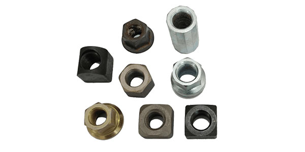 rail nuts for rail fastening system