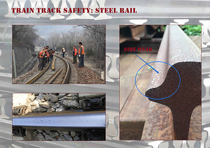 rail track security