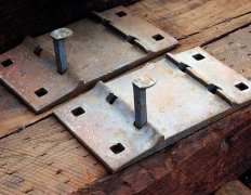 Railroad Tie Plates for Sale | Railroad Tie Plate Types