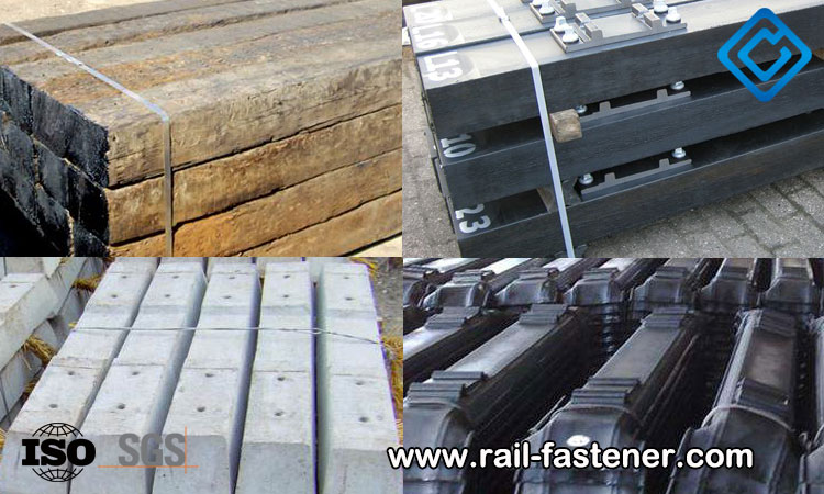 What are railroad ties?