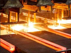 Steel Rail Production Process Introduction