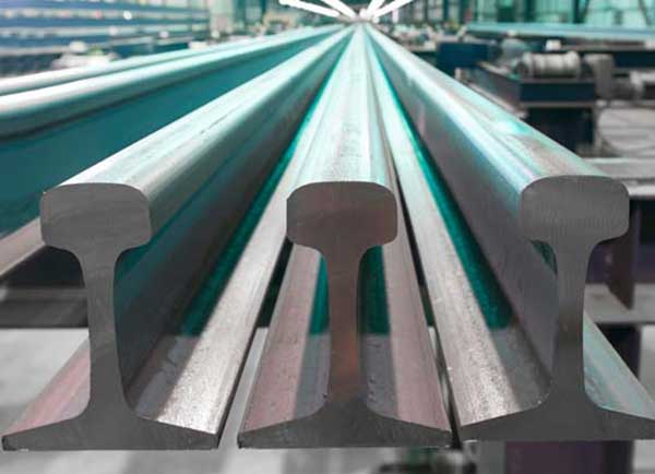 steel rail products