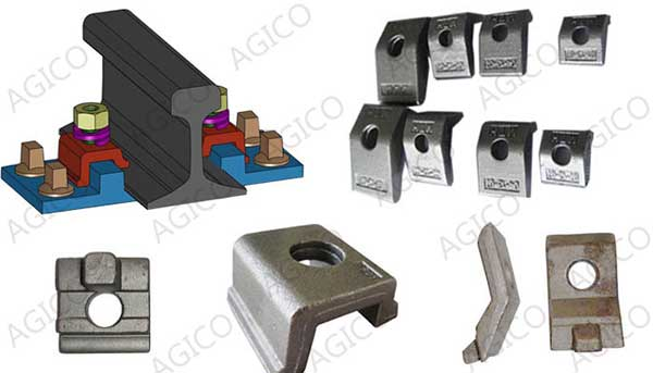 various standards of rail clamps for sale