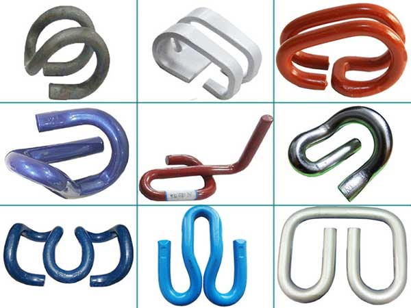 various types of elastic rail clips from AGICO RAIL