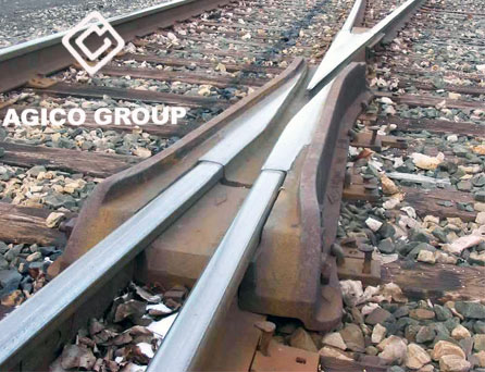 The Use and Maintenance of Combined Railroad Frog