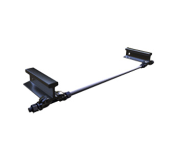 Rail Gauge Rod